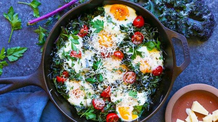 15 Healthy Summery Egg Breakfast Recipes