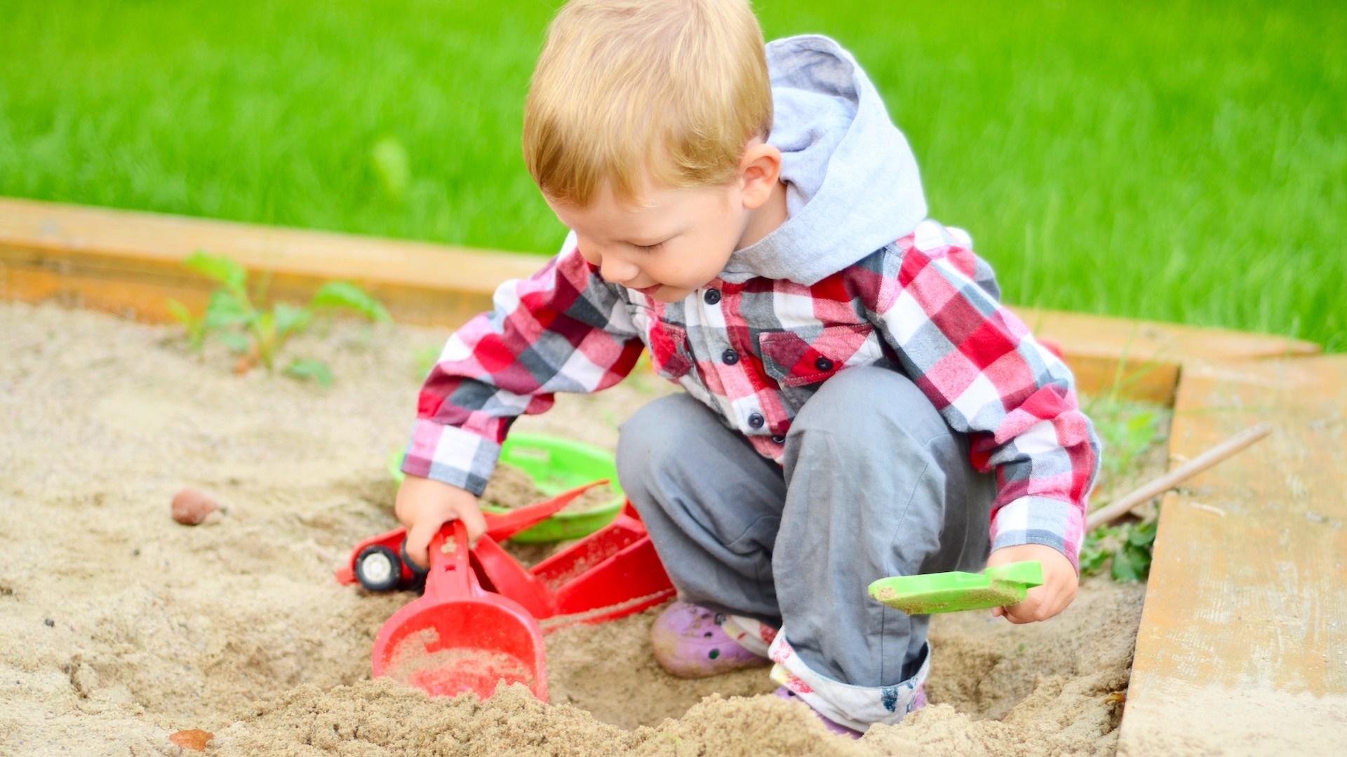 Is Your Child S Sandbox Sand Safe