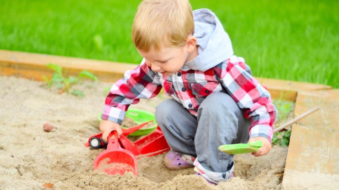 Is Your Child's Sandbox Sand Safe?