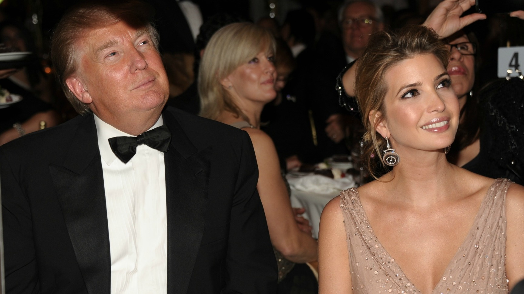 Donald Trump Talking About Ivanka In A Sexual Way Is