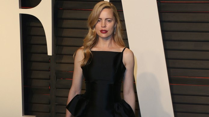 Melissa George released from the hospital