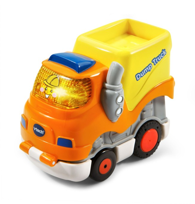 Moms' Most-Hated Holiday Gifts: VTech Go! Go! Dump Truck