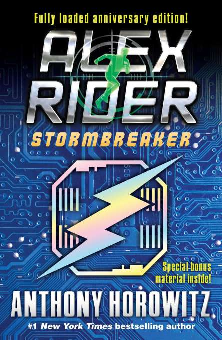 Fantasy, Mystery & Adventure Books for Tweens | 'Alex Rider: Stormbreaker'