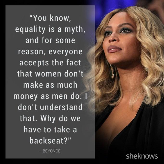 Beyoncé quote