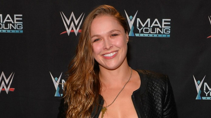 Ronda Rousey Signed a New Contract