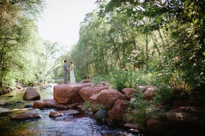Best Destination Wedding Location: Sedona, Arizona