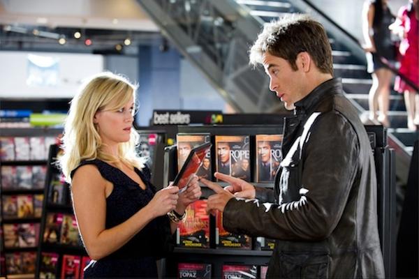 Top 5 Redbox DVDs: Reese has