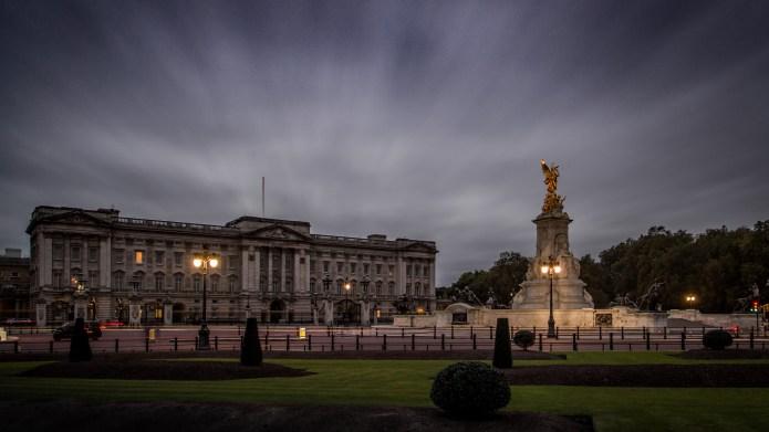 Buckingham Palace Has 775 Rooms, &