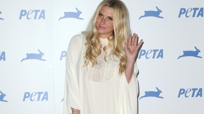 Kesha may be moving past her