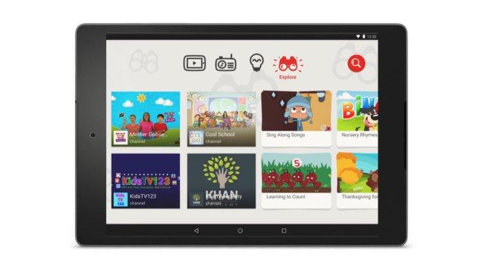 Free app lets your kids surf