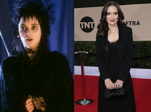 Child Actors Still Working Today: Winona Ryder
