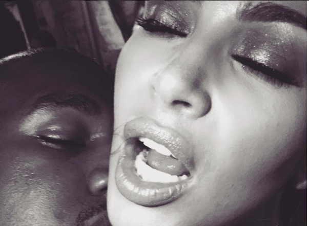 Kim and Kanye are perfectly outrageous