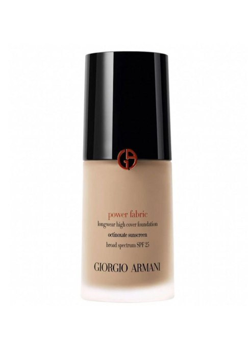 Beauty Products Celebs Use To Stay Fresh Faced On Stage | Giorgio Armani Power Fabric Foundation