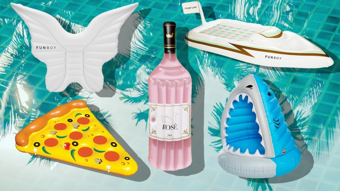 Quirky Pool Floats That Are Seriously