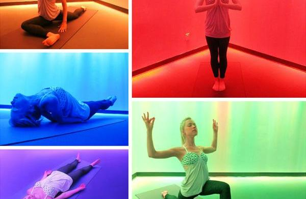 Fitness trend: Yoga classes that use