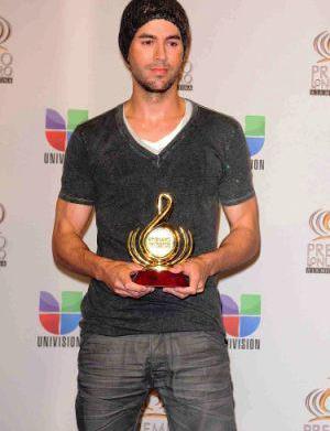 Anna Kournikova can blame Enrique Iglesias'