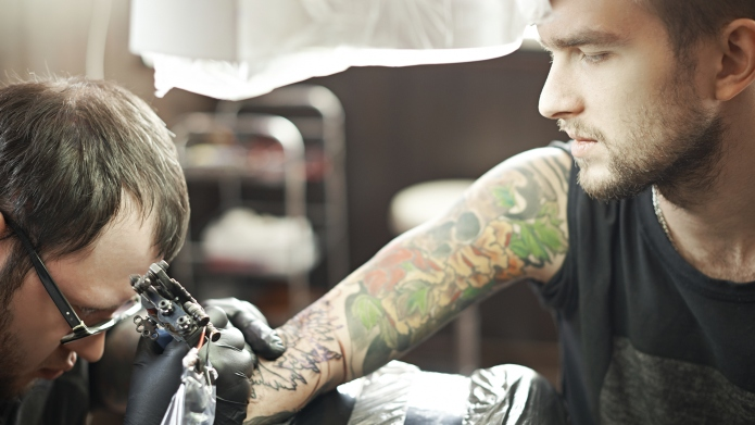 Controversy over 'watercolor tattoo' trend should