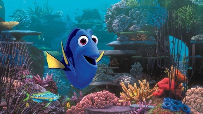 Photo from 'Finding Dory'