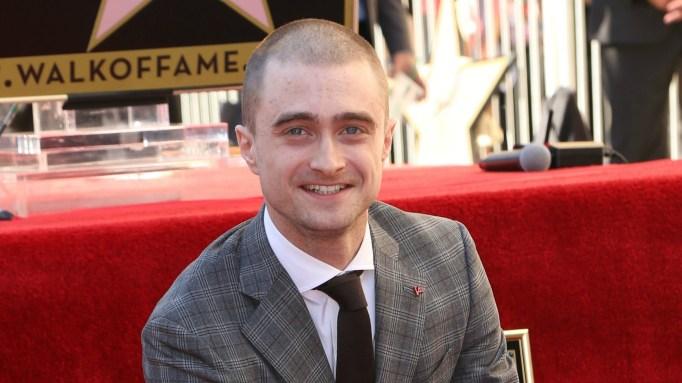 Daniel Radcliffe sheds Harry Potter image