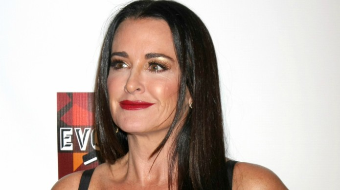 Kyle Richards shares sweet throwback for
