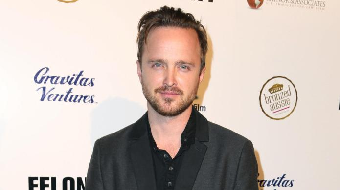 Aaron Paul thinks Barbies are more
