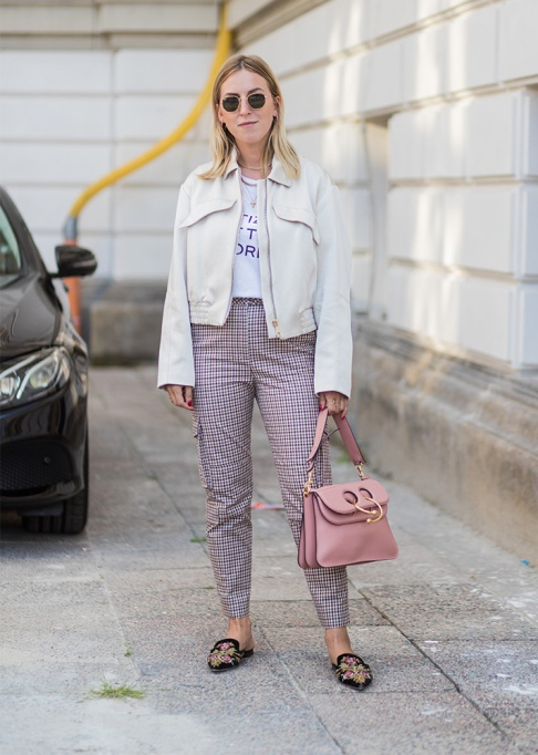 Proof You Can Totally Wear White After Labor Day | Fall Fashion Trends 2017