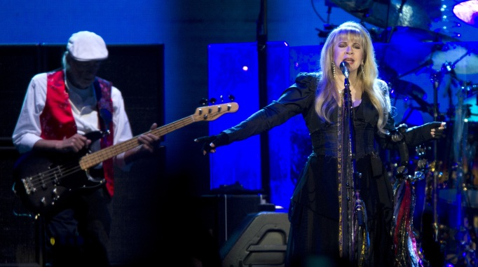 These celebrities may or may not be Wiccans: Stevie Nicks