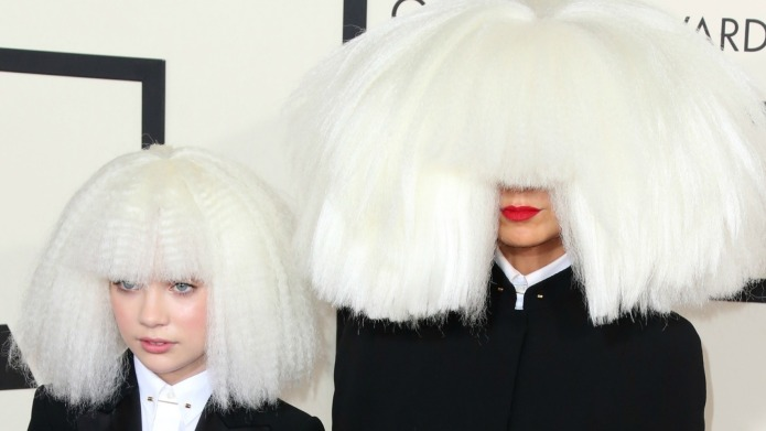 11 Sia 'Big Girls Cry' GIFs