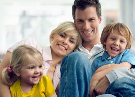 Single mom no more: Parenting with