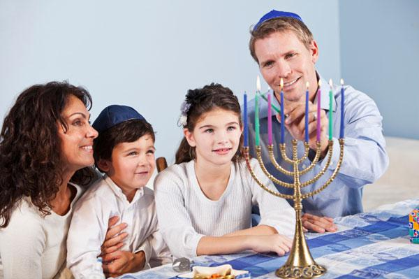 Teaching your kids about Hanukkah