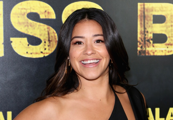 Gina Rodriguez at CinemaCon 2018