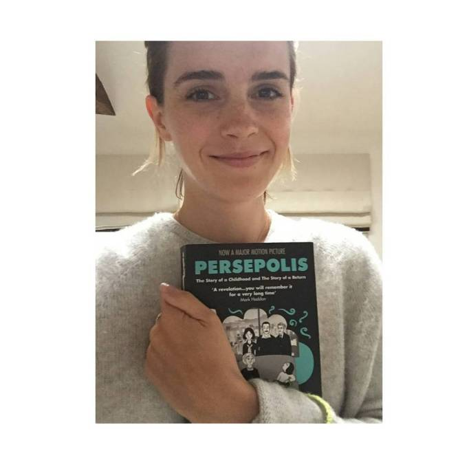 Celebrities Who You Didn't Know Had Freckles | Emma Watson