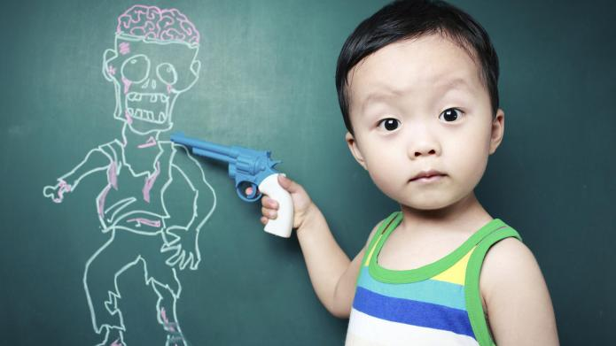 Baby names to survive the zombie