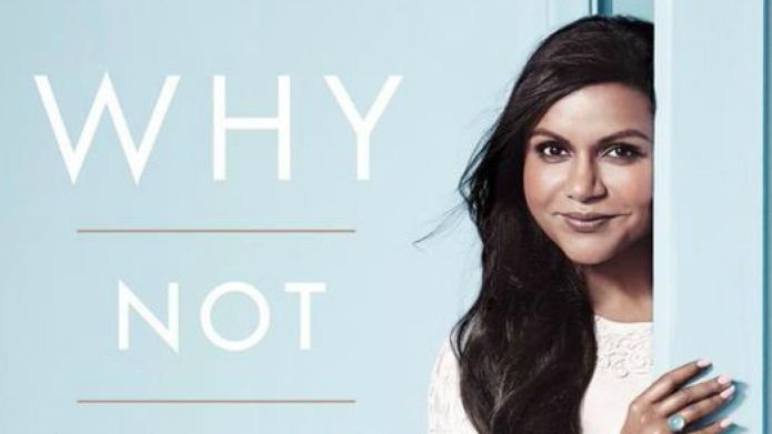 Mindy Kaling's confidence tip is something