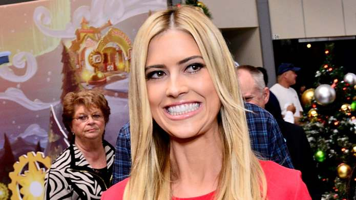 Christina El Moussa reportedly verbally attacked