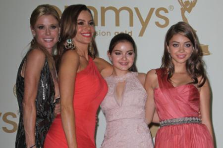 SheKnows 2011 Emmy Awards red carpet