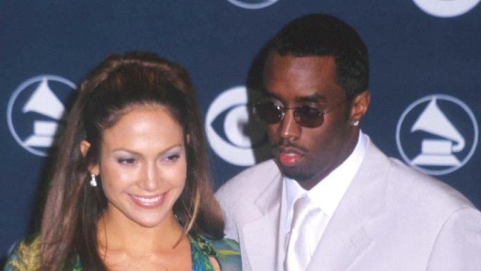 "Diddy on Jennifer Lopez's booty: ""It's"