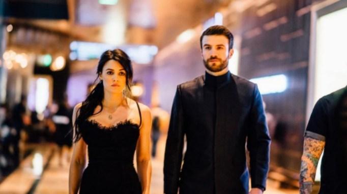 Celebrities who got married in 2017: Sam Hunt & Hannah Lee Fowler