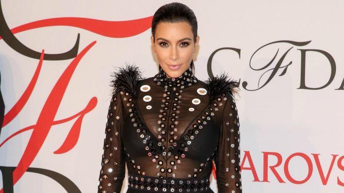 Kim Kardashian, Hillary Clinton receive nasty