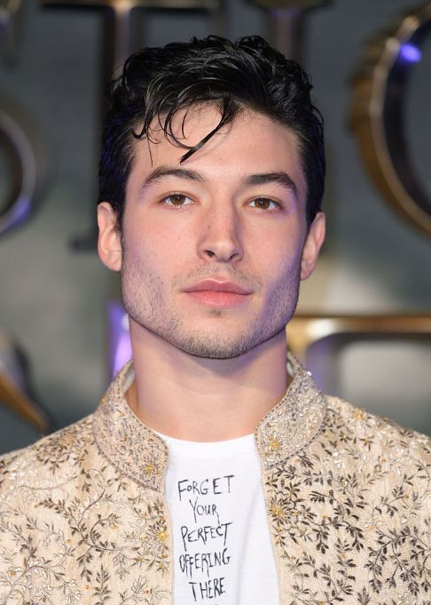 Celebrities Who Don't Label Their Sexuality: Ezra Miller