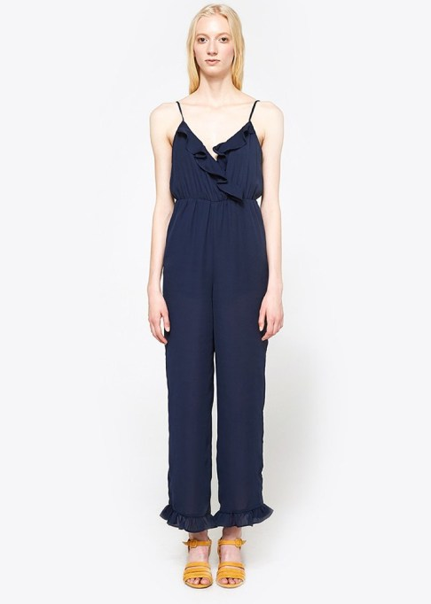 Best jumpsuits for the summer-to-fall transition: Farrow Alhambra Jumpsuit | Fall Fashion 2017