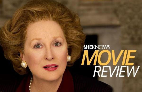 Movie review: The Iron Lady