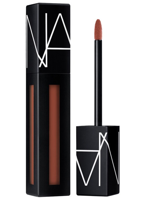 NARS's Powermatte Liquid Lipstick: Lip Pigment in Slow Ride | 2017 Makeup trends