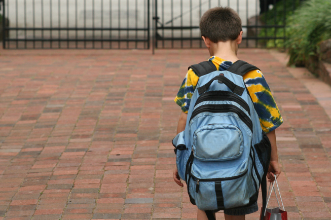 School tells 6-year-old to get his