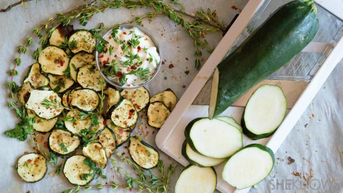 3 Homemade veggie chips that kids