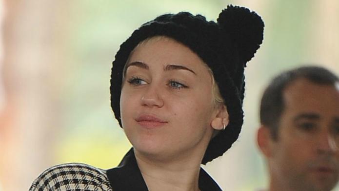 Miley Cyrus' disturbing pics: Is it