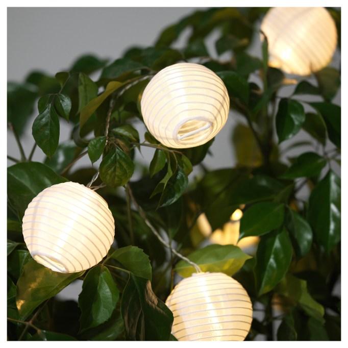 SOLVINDEN String Light Decor