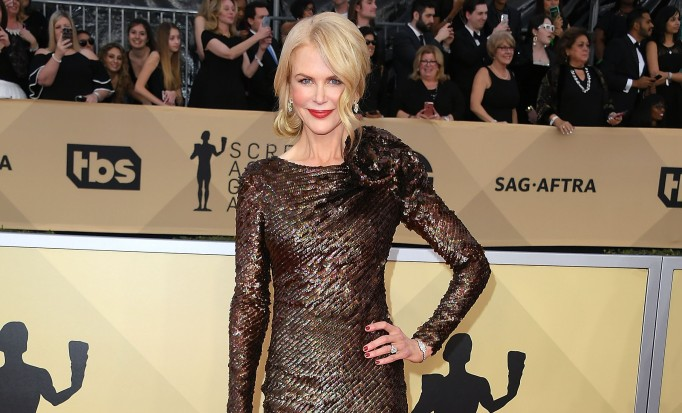 Check out these celebrities' Starbucks orders: Nicole Kidman