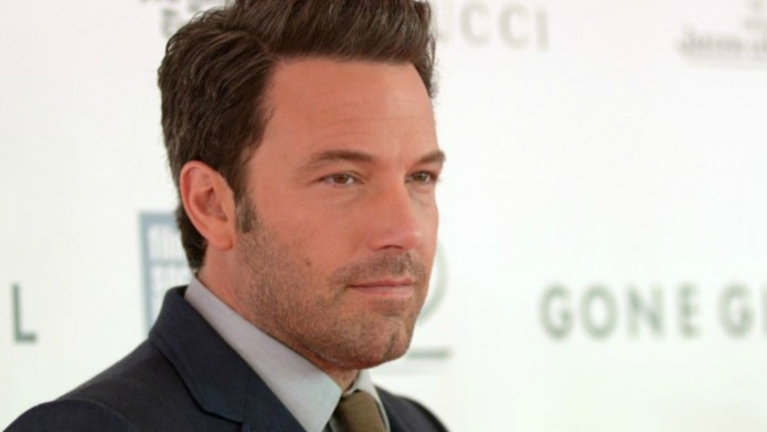 Ben Affleck breaks all the rules