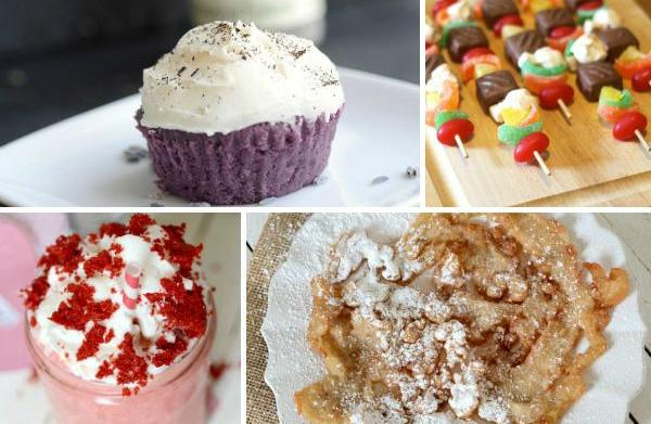 7 Alternatives to wedding cake